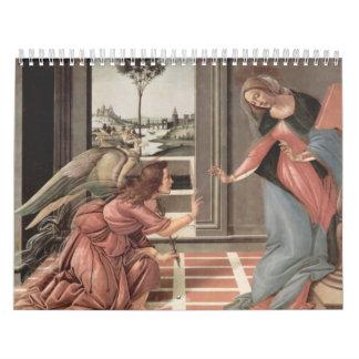 Religious Art Wall Calendars