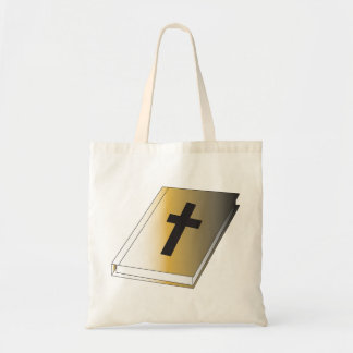 Religious Book Tote Bag