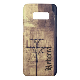 religious candle Castle catholic church cathedral Case-Mate Samsung Galaxy S8 Case