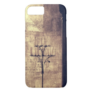 religious candle Castle catholic church cathedral iPhone 8/7 Case