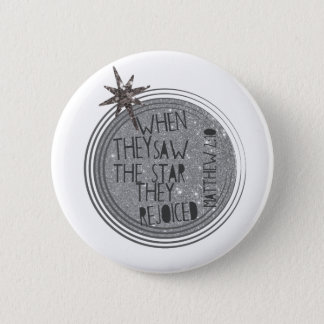 Religious Christmas Scripture 2 Inch Round Button