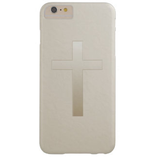 Religious Cross Barely There iPhone 6 Plus Case