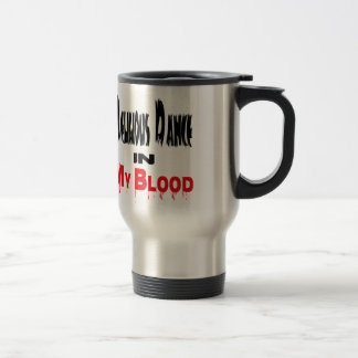 Religious Dance In Blood Coffee Mugs