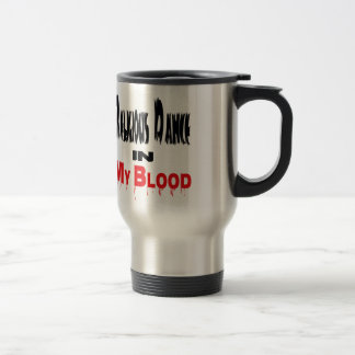 Religious Dance In My Blood Mugs