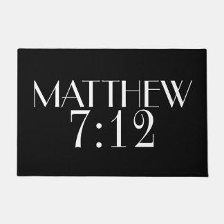 Religious Door Mat