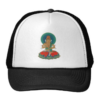 Religious Figure Trucker Hat