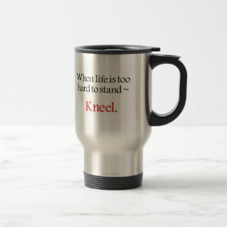 Religious gifts 15 oz stainless steel travel mug