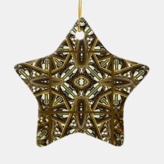 Religious Glass Artwork Mockup Christmas Ornaments