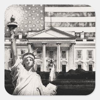 Religious Liberty In America Square Sticker