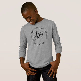 Religious Long Sleeve Tee