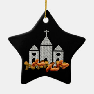 Religious Nuts Ornaments
