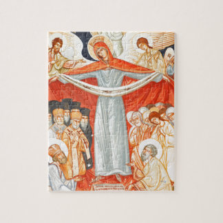 Religious painting jigsaw puzzle