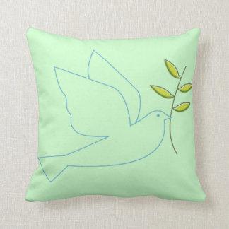 Religious print American MoJo Pillow