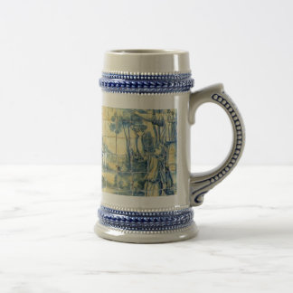 Religious scene coffee mug