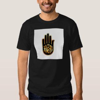 Religious Symbol of Jainism- Ahimsa T-shirts