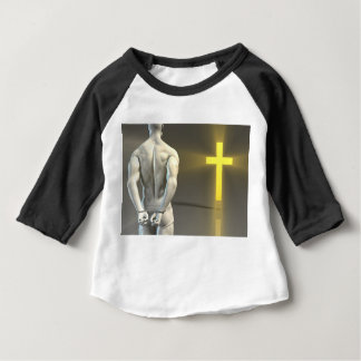 Religious Transformation to Christianity Baby T-Shirt