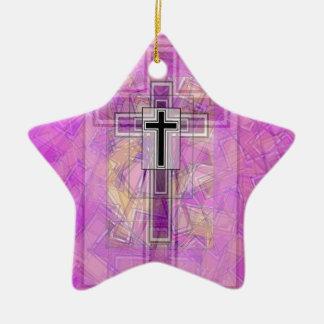 Religious Transparency Ornament
