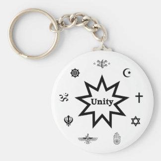 Religious Unity Keychain
