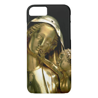 Reliquary of the Virgin of Jeanne d'Evreux, 1339 ( iPhone 7 Case