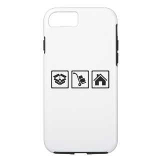 Relocation iPhone 7 Case