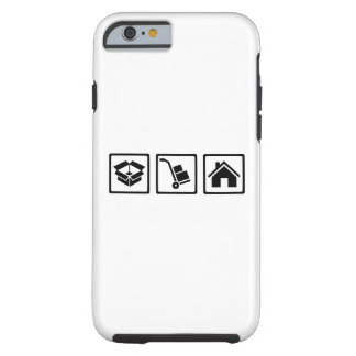Relocation Tough iPhone 6 Case