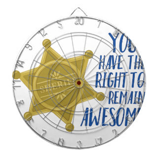 Remain Awesome Dartboards
