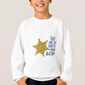 Remain Awesome Sweatshirt