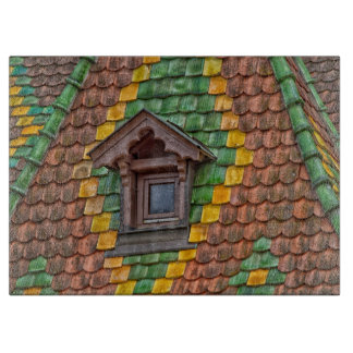 Remarkable roofing in the center of Obernai Boards