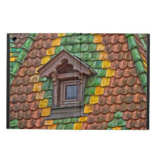 Remarkable roofing in the center of Obernai Cover For iPad Air