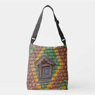 Remarkable roofing in the center of Obernai Crossbody Bag