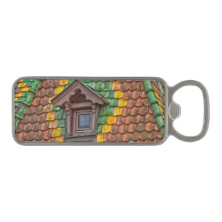 Remarkable roofing in the center of Obernai Magnetic Bottle Opener