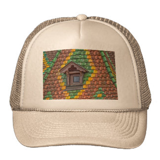 Remarkable roofing in the center of Obernai Trucker Hat
