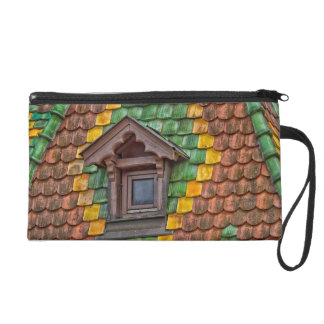 Remarkable roofing in the center of Obernai Wristlet Clutch