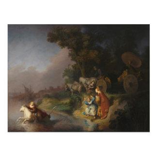 Rembrandt Europa Postcard