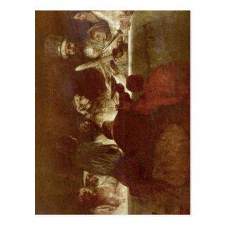 Rembrandt Harmensz van Rijn Die Verschw rung der Post Cards