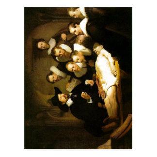 Rembrandt Harmenszoon van Rijn Rembrandt 1 Postcard