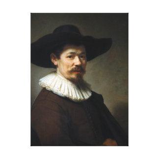 Rembrandt Herman Doomer Canvas Print