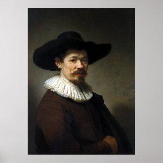 Rembrandt Herman Doomer Poster