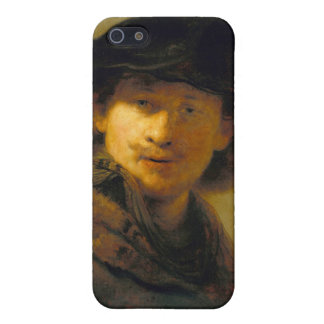Rembrandt Self Portrait 2 Cover For iPhone 5/5S