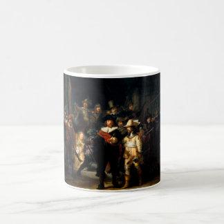 Rembrandt The Night Watch Classic White Coffee Mug