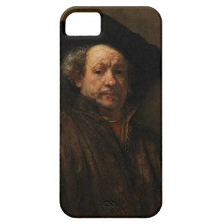 Rembrandt van Rijn's Self Portrait Fine Art iPhone 5 Covers