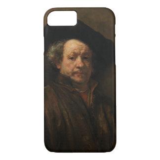 Rembrandt van Rijn's Self Portrait Fine Art iPhone 8/7 Case