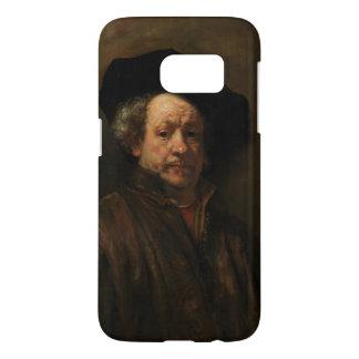 Rembrandt van Rijn's Self Portrait Fine Art Samsung Galaxy S7 Case