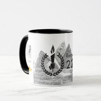 Remember 22|8 Ad Perfectio Mug