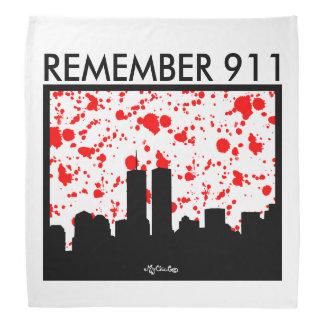 Remember 911 BANDANA