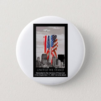 Remember 9/11 2 inch round button
