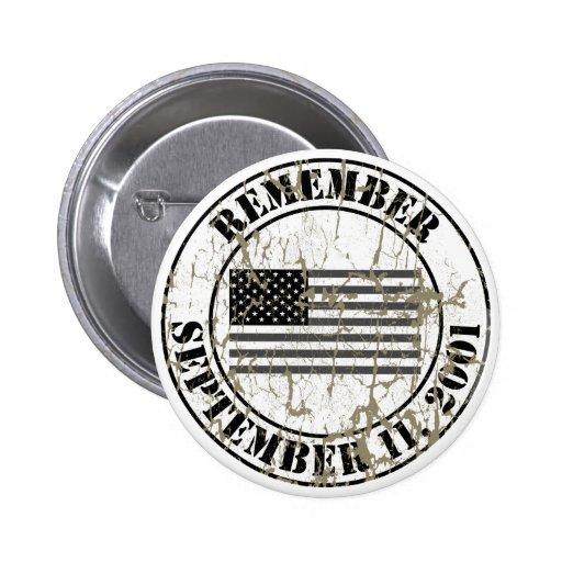 Remember 9/11 button