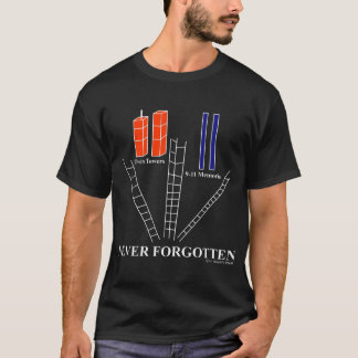 REMEMBER 9-11 Commemorative Tee