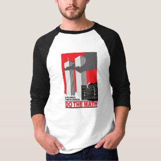 """Remember 9-11 """"Do The Math"""" T-Shirt"""