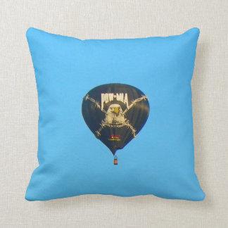 Remember Balloon Throw Pillow